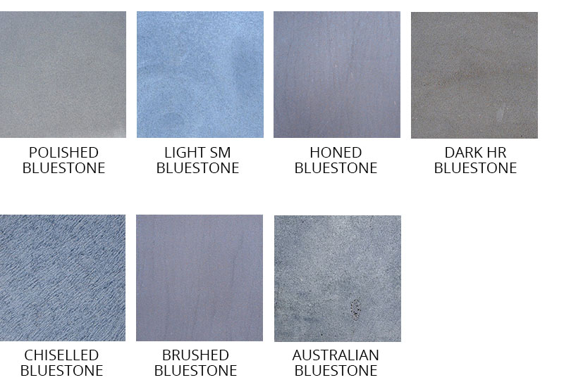 bluestone colours