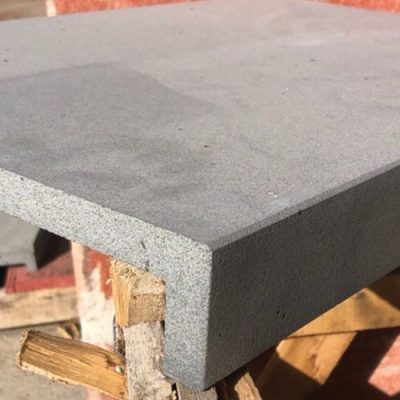 bluestone drop edge coping