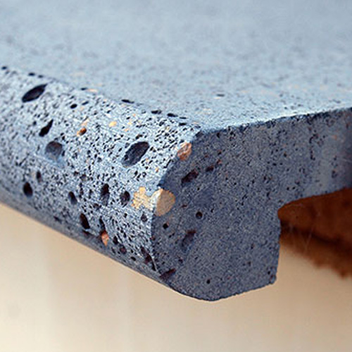 rebated bullnose bluestone