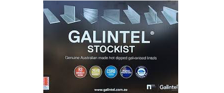steel galintel stockist