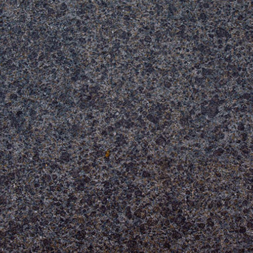 granite stone black flamed