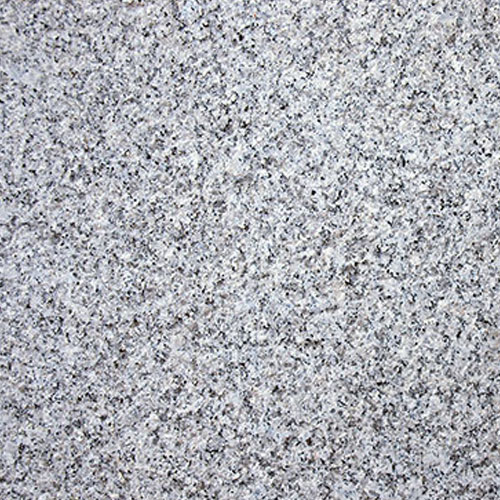 granite stone white flamed