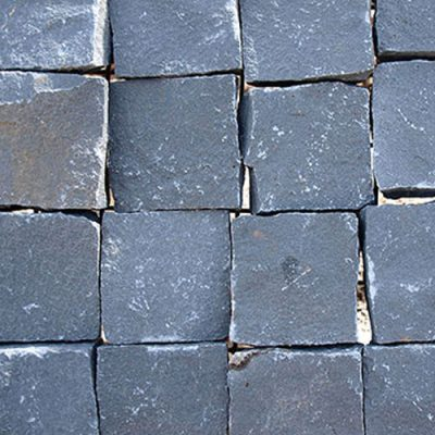 cobblestone bluestone natural split