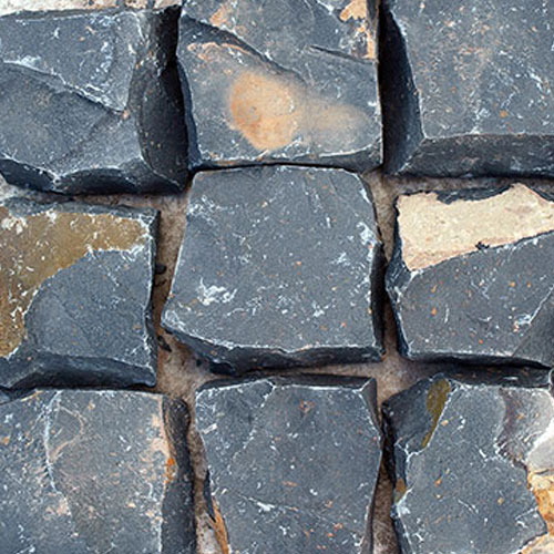 cobblestone natural split granite
