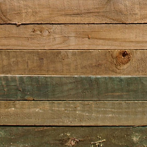 sleepers treated pine