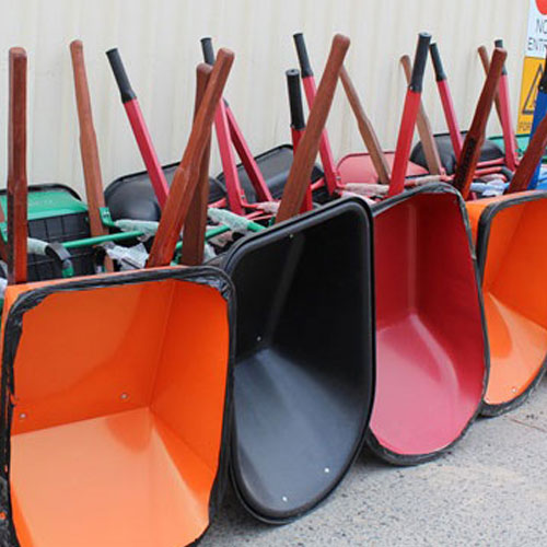 col smith wheelbarrows
