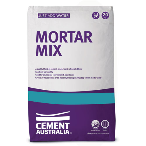 col smith mortar mix
