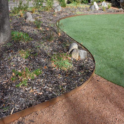 Formboss steel garden edging system melbourne cheap for Gardening tools melbourne